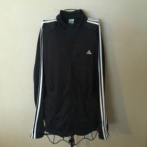🎉Mens Adidas track jacket size XL look🎉